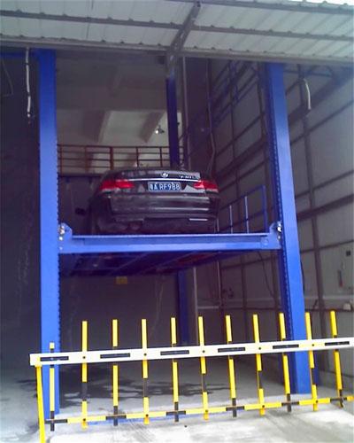 液压升降平台-汽车举升机